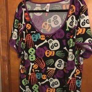 LLR Halloween perfect T size 3XL